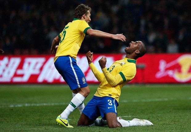 Brazil's Dede delighted with 'dream' goal
