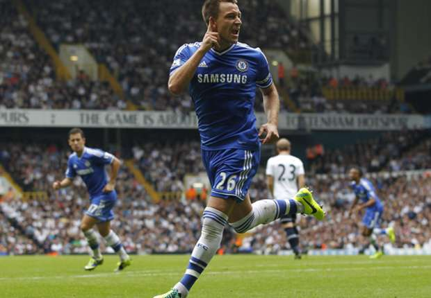 Mourinho: Terry is back to his best