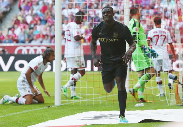 Richards dismisses Manchester City exit rumours