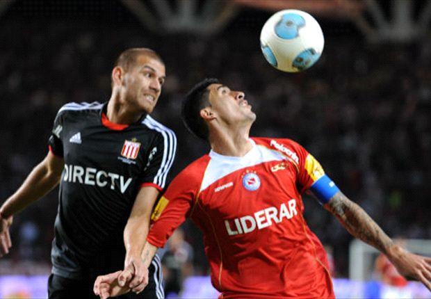 Argentinos está a cinco puntos de Godoy Cruz y seis de All Boys en los promedios.