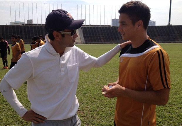 Pelatih Kamboja Lee Tae-Hoon menilai Indonesia U-19 tak bermain 100 persen