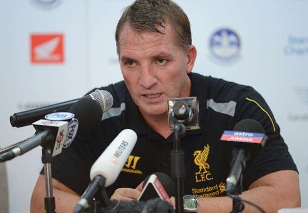 Rodgers: It will take time to win silverware at Liverpool