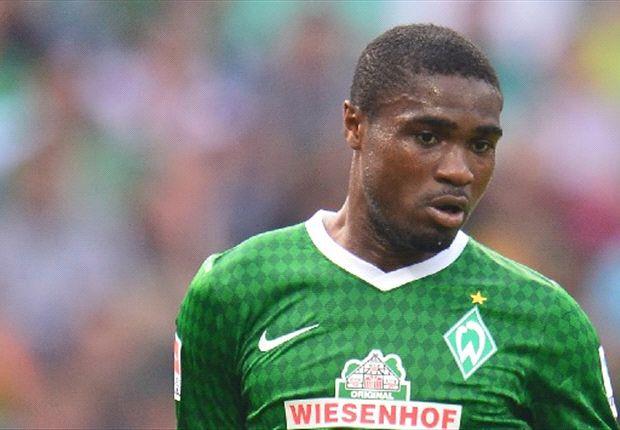 Der Stratege in Werders Mittelfeld: Cedrick Makiadi