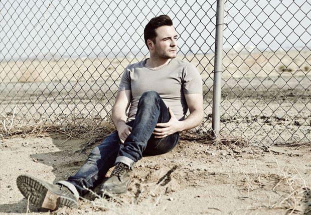 Famous Fan: Shane Filan, Manchester United