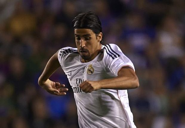 The three different line-ups Real Madrid could use following Khedira's injury
