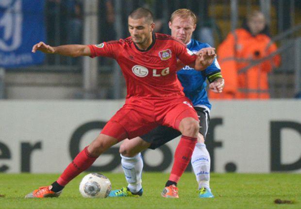 Konnte im Testspiel gegen Düsseldorf überzeugen: Eren Derdiyok