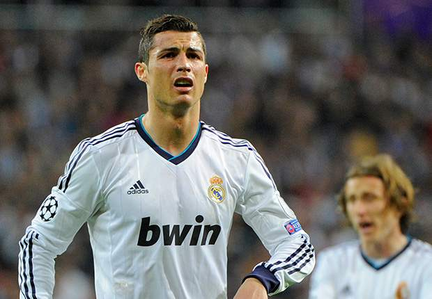 Revealed: Cristiano Ronaldo's first nickname