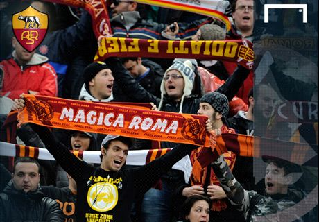 LIVE: AS Roma Vs. Fiorentina