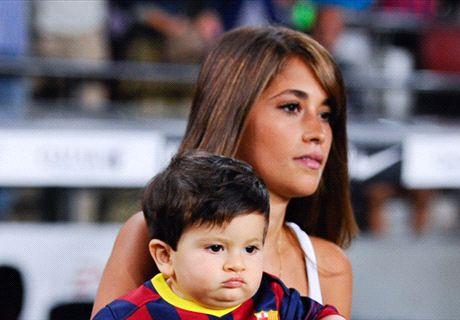 Orgullosa de Messi