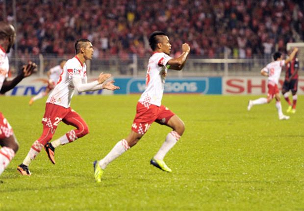Kelantan take first-leg lead after edging PKNS in five-goal thriller