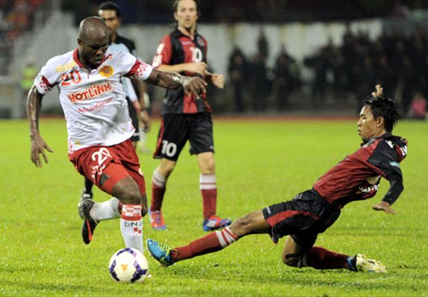 Nwakaeme failed to find the net in the first leg.