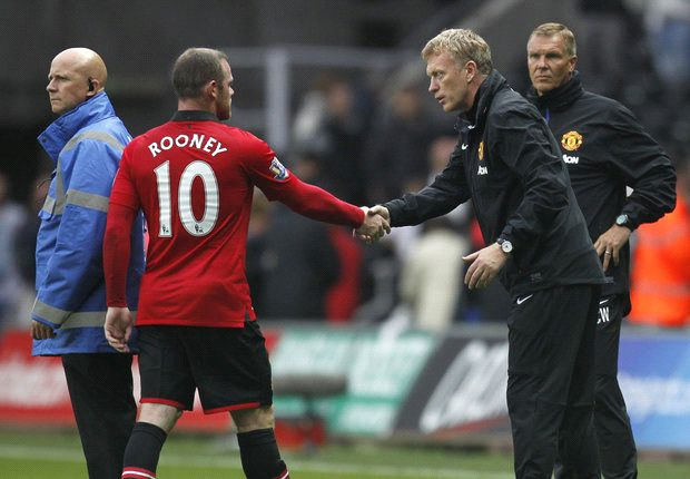 'Wayne is completely focused' - Moyes dismisses Rooney fitness concerns