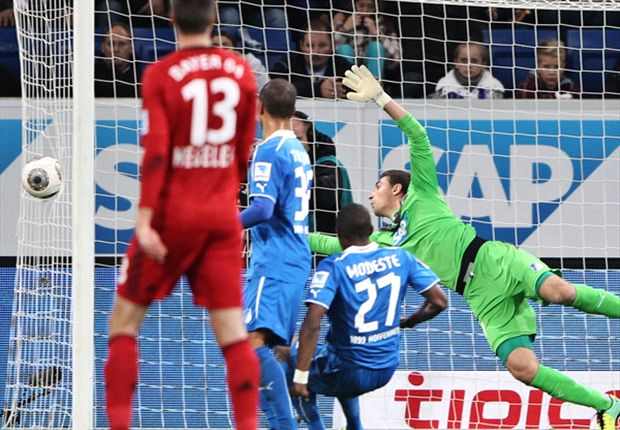 Hoffenheim 1-2 Bayer Leverkusen: Phantom Kiessling goal haunts hosts
