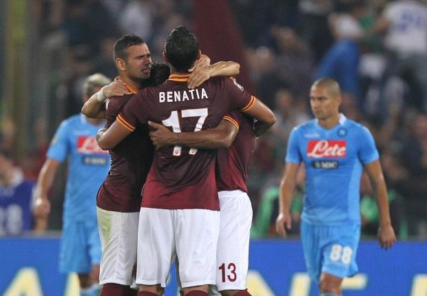 Roma - Napoli Betting Preview: In-form Giallorossi to put one foot in the final