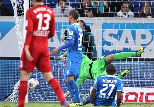 Diese Szene geht in die Geschichte der Bundesliga ein: Das Phantom-Tor von Kießling