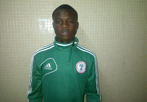 Olumide Akofe expects the Golden Eaglets to do well
