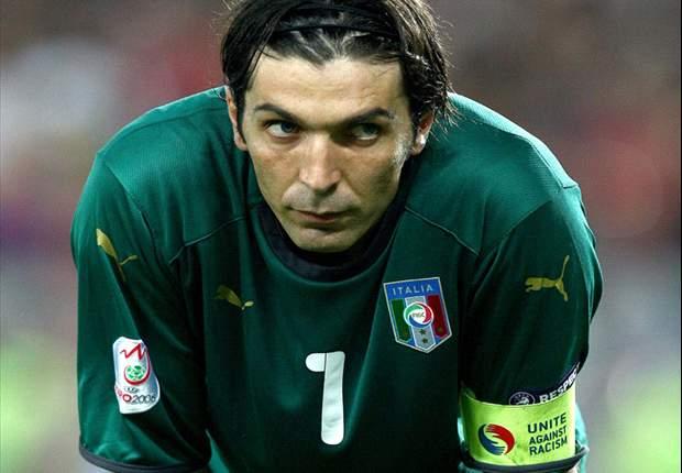 Buffon Confident Of 'Prestigious' Italian Victory Against Brazil
