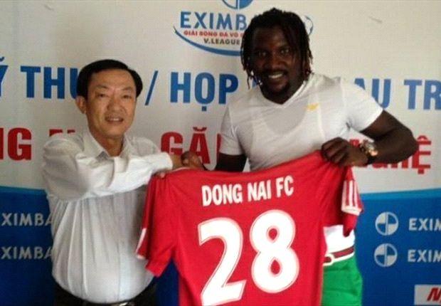 Uganda international Hassan Wasswa signs for Vietnamese club