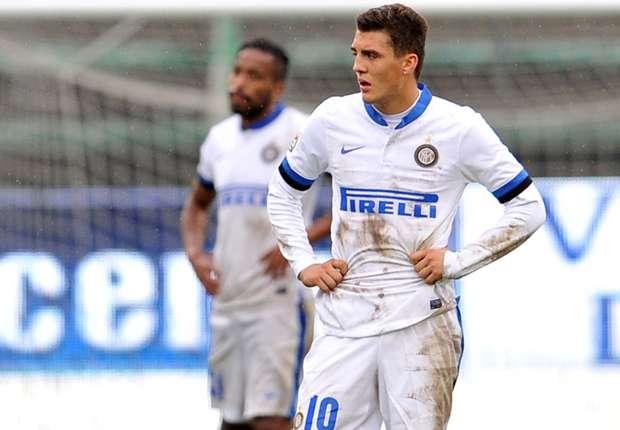 Kovacic targeting first Inter goal