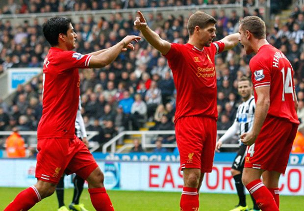 Gerrard: Top four still the aim for Liverpool