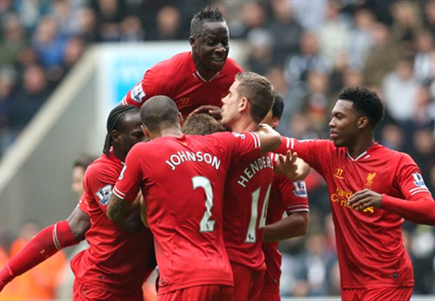 Newcastle 2-2 Liverpool: Sturridge rescues a point for Rodgers