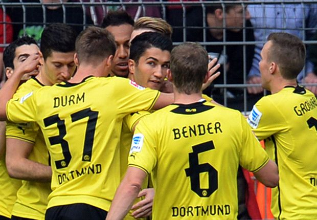 Borussia Dortmund 1-0 Hannover: Early Reus penalty sees BVB return to winning ways