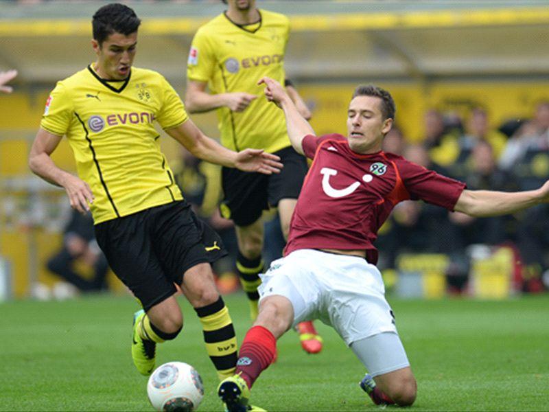 Bvb Gegen Hannover 96