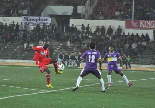 Shillong Lajong FC 1-1 United Sports Club
