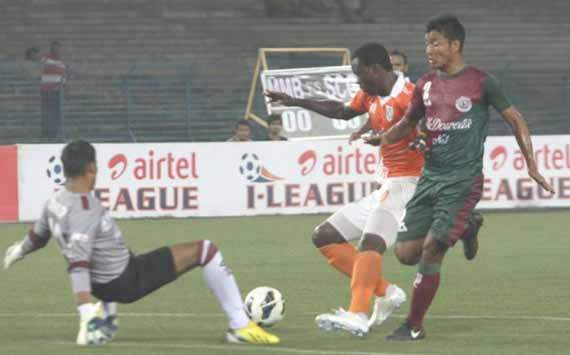 Boima downs Bagan in Kolkata