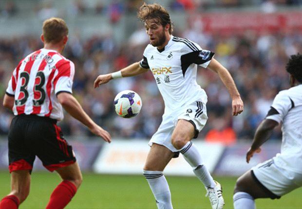 REVIEW Liga Primer Inggris: Swansea City Benamkan Sunderland