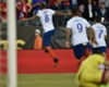 REPORT: Vidal scores late penalty