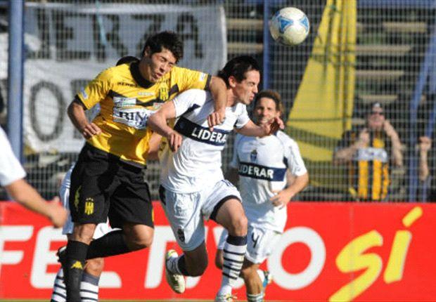 Gimnasia y Olimpo jugaron la temporada anterior en la B Nacional.