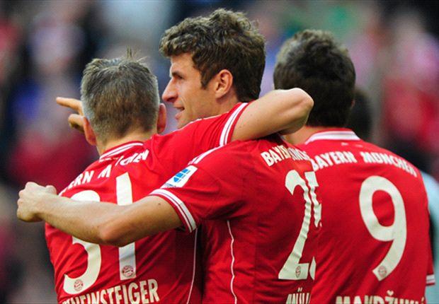 4:1 gegen Mainz: FC Bayern dreht Rückstand und gewinnt souverän