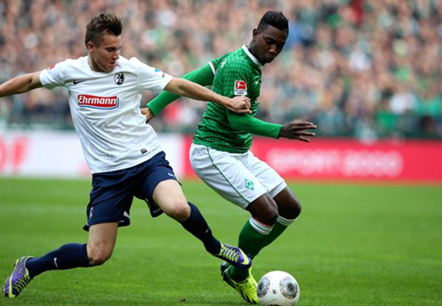 Findet bei Werder allmählich zu alter Stärke: Eljero Elia