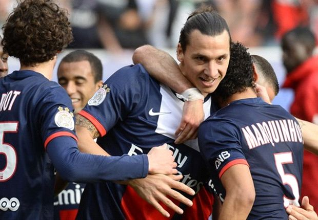 Blanc: Ibrahimovic and Cavani goals were beautiful