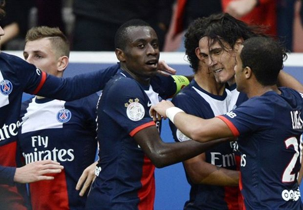 Paris Saint-Germain 4-0 Bastia: Ibrahimovic & Cavani doubles see Parisiens sail to victory