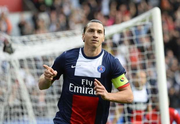 Wird von Arsene Wenger in den höchsten Tönen gelobt: Zlatan Ibrahimovic