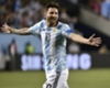 REPORT: Messi scores hat trick