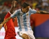 Argentina sweating over Di Maria