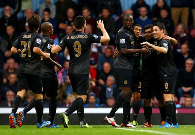 West Ham 1-3 Manchester City: Aguero and Silva on target for ruthless City