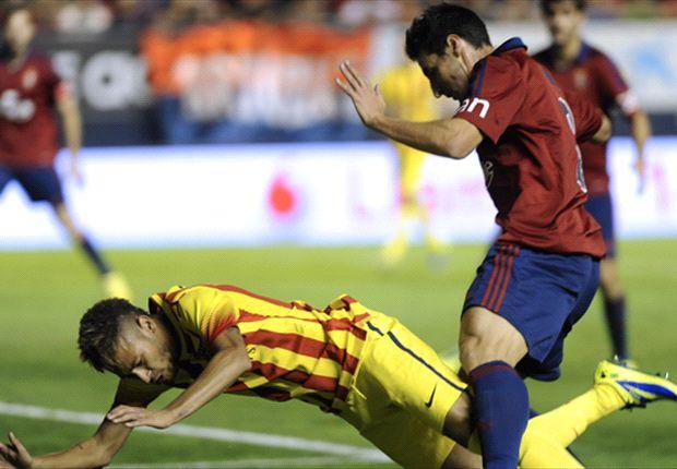 Martino calls for Neymar protection