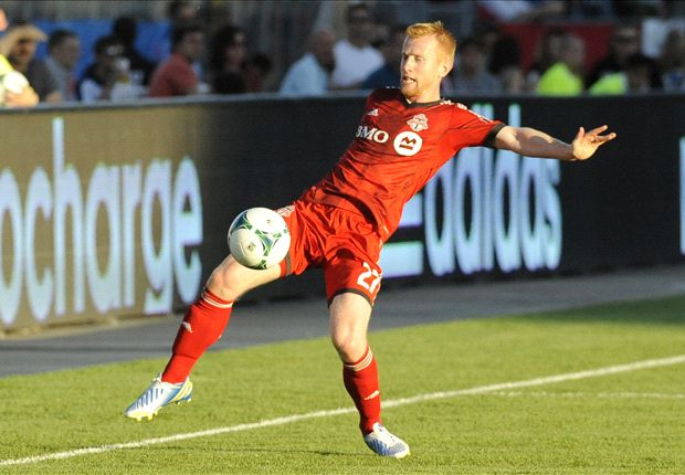 New York acquires Richard Eckersley from Toronto FC