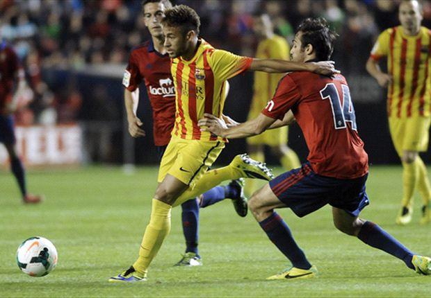 'The only way to stop Neymar is to foul him' - Zubizarreta