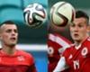 Xhaka contro Xhaka: l'Albania fischia il 'traditore'