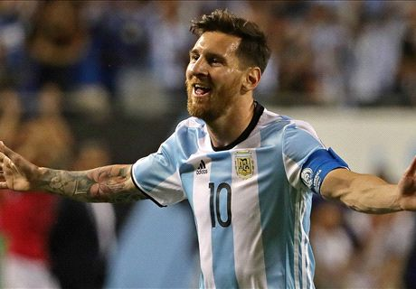WATCH: Messi humiliates Bolivia 'keeper