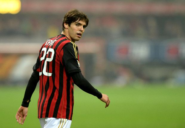 No goals in 11 games: Kaka's worst opponent is Barcelona