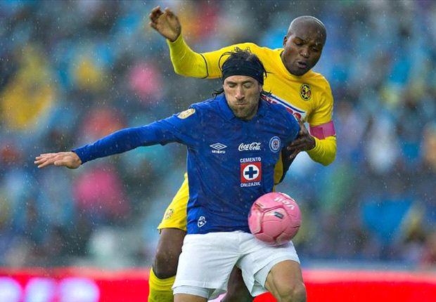 Liga Bancomer Mx: Cruz Azul 1-1 América | Frena La Máquina a Las Águilas