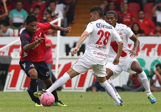 Liga Bancomer Mx: Veracruz 1-0 Morelia I Para dormir