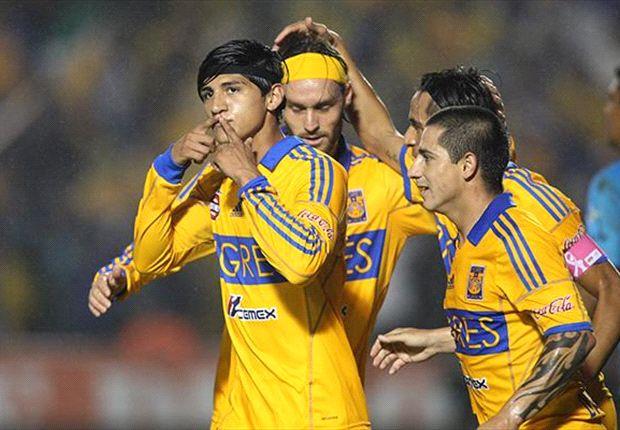 Liga MX: Tigres 3-1 Atlante | Potros agonizan, Felinos respiran