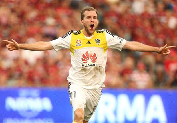 Western Sydney Wanderers 1-1 Wellington Phoenix: Brockie earns a point